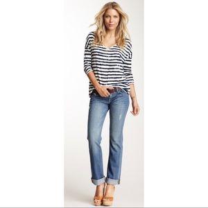 Sienna Tomboy Straight Leg Jeans